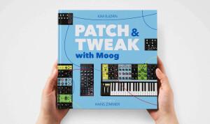 Kim Bjørn Patch & Tweak with Moog