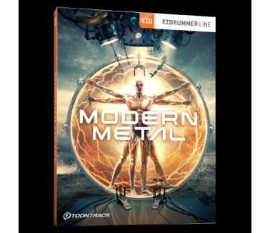 Toontrack Modern Metal EZX
