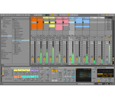 Ableton Live 11 Intro