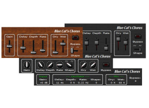 Blue Cat Audio Blue Cat's Chorus [Freeware]
