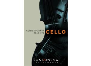 Sonixinema Contemporary Soloists : Cello