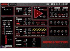 White Noise Audio Software Zero Vector