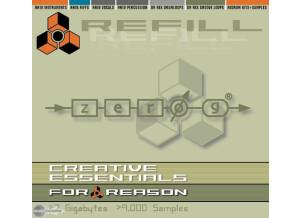 Zero-G Creative Essentials For Reason