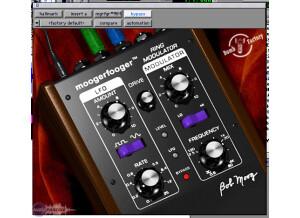 Bomb Factory Moogerfooger Ring Modulator