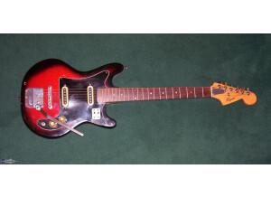 Ryan Guitars Type strato