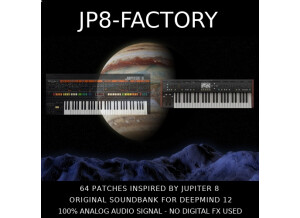 Barb and Co JP-8 Factory Deep Mind