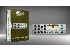 Mia Laboratories 409 Opto Compressor