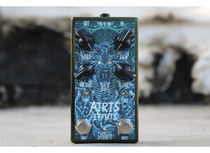 Airis Effects Parrallel Overdrive V2