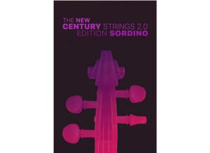 8dio Century Strings 2.0 Sordino Edition