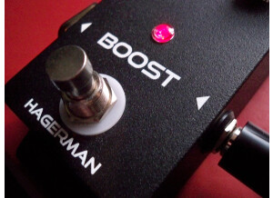 Hagerman Amplification Boost