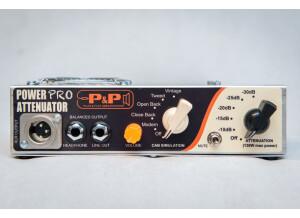 Plug & Play Amplification Power Attenuator PRO