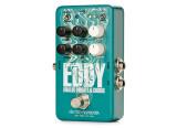 Electro Harmonix dévoile Eddy, son nouveau chorus/vibrato
