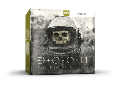 Toontrack a mis fin à son Metal Month avec Doom Grooves