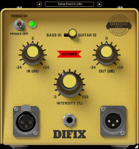 United Plugins DIFIX by Soundcard