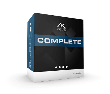 XLN Audio Addictive Keys: Complete Collection