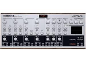 Momo Roland TR-06 Midi Controller / Editor