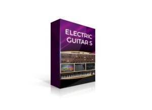 Sound Magic Electric Guitar S