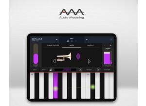Audio Modeling SWAM Solo Brass App