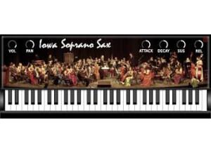 University of Iowa Iowa Soprano Sax [Freeware]