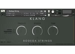 Cinematique Instruments Bodega Strings