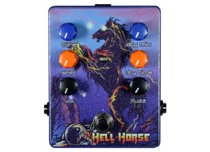Haunted Labs Hell Horse