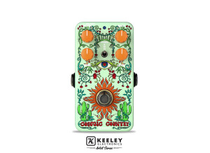 Keeley Electronics Cosmic Country Phaser – Daniel Donato Artist Series