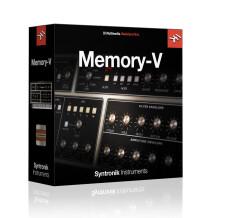 IK Multimedia Memory-V