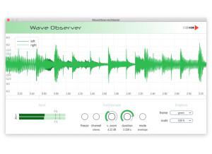 Press Play Wave Observer