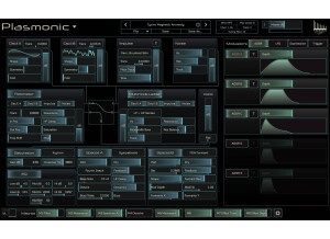 Rhizomatic Software Synthesis Plasmonic