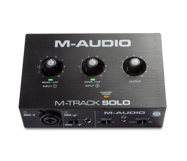 M-Audio M-Track Solo 2nd Gen