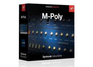 IK Multimedia Syntronik M-Poly