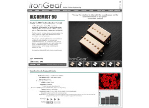 IronGear Alchemist 90