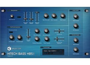 Eplex7 DSP Hitech Bass HBS1