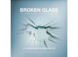 Bluezone Broken Glass Sound Effects