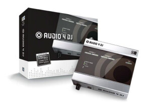 Native Instruments Traktor - Audio 4 DJ