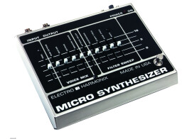 [True bypass] Electro Harmonix Micro synthesizer
