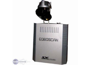 SX Lighting Goboscan