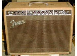 Fender Super Amp Brownface (1960-1963)