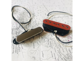 Deux nouveaux kits micros pour Telecaster chez Lighthouse Pickups