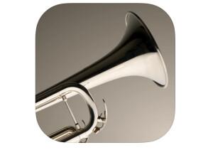 Blue Mangoo iFretless Brass App