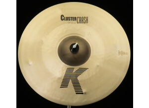 Zildjian K Cluster Crash 18""