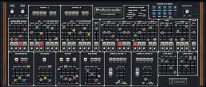 Cherry Audio Polymode Synthetizer