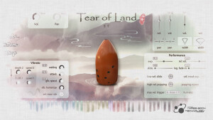 Three-Body Technology Tear of Land