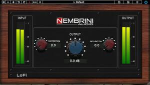 Nembrini Audio LoFi Vintage Clipper