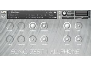 SonicZest Aluphone