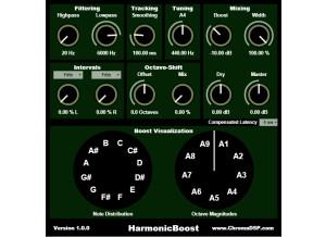 ChromaDSP HarmonicBoost