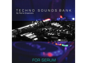 Barb and Co Techno Sounds Bank For Serum