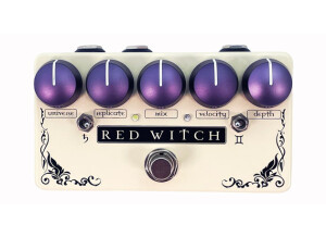 Red Witch Binary Star Time Modulator