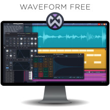 Tracktion Software Corporation Waveform Free