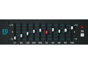 Red Rock Sound EQ560